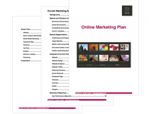 Moush Online Marketing Plan