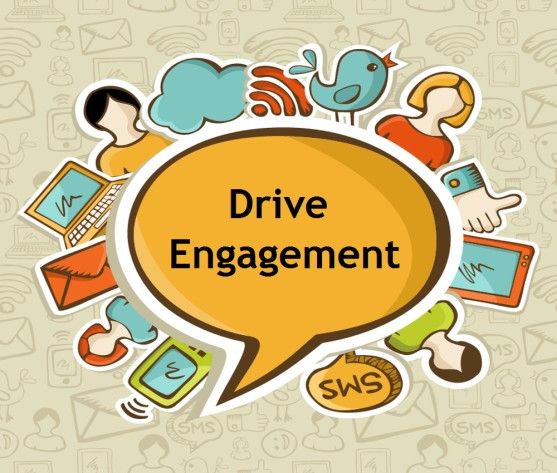 Drive Reader Engagement