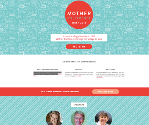 Mother conference