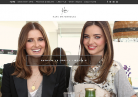 kate waterhouse web development